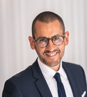 Portrait de Vincent Gatellier, Directeur Associé du cabinet d'investissement Valeurs Actives